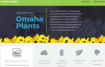 OmahaPlants.org – City Of Omaha's Plant Resource