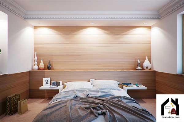 อ่านให้รู้แน่! โคมไฟห้องนอนควรมีกี่ตัวจึงจะเหมาะสมจริง ๆ #ของแต่งบ้าน