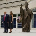 """Archbishop Gregory of DC says: Trump's Visit to JP2 Shrine is """"baffling and reprehensible"""""""
