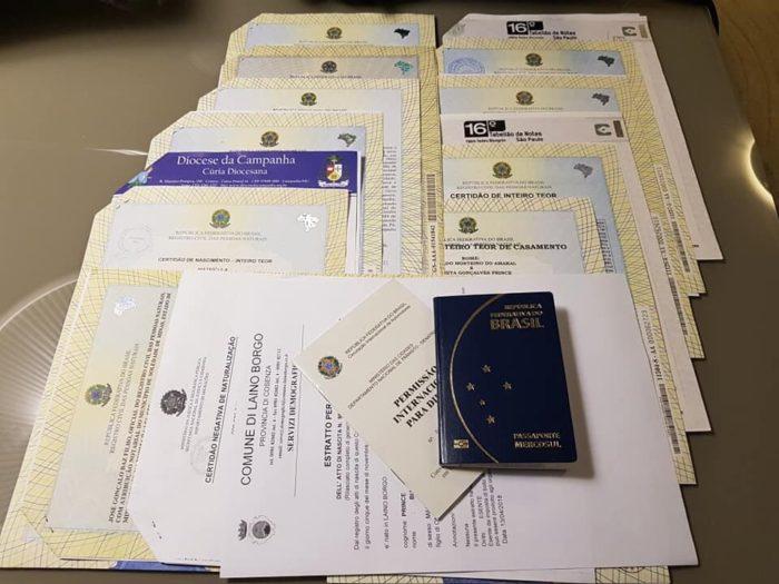 direito cidadania italiana