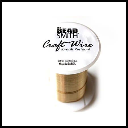 craft wire for wire-wrapping