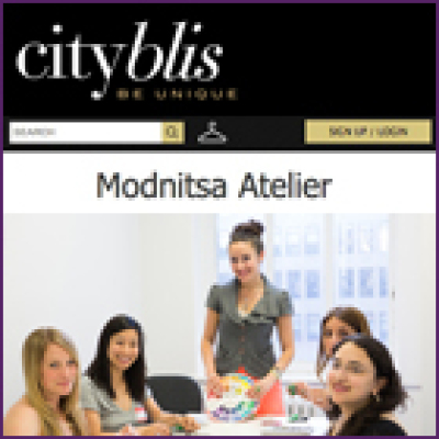 Cityblis Online Jewelry Shop Feature, September 2013