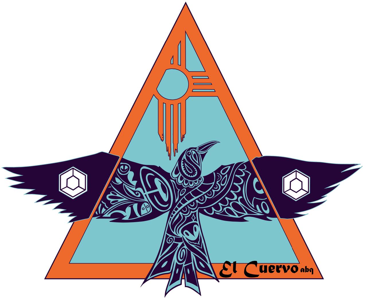 El Cuervo Albuquerque LOGO png
