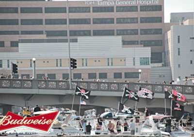 2015 Gasparilla Pirate Fest presented by Budweiser