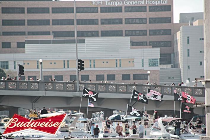 2015 Gasparilla Pirate Fest presented by Budweiser