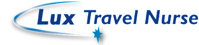 Lux Travel Nurse Logo
