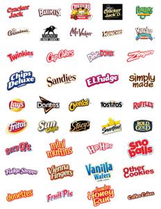 Snack options