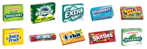 Gum Snack options