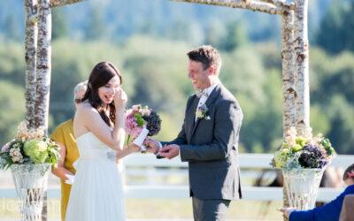 Los 5 mejores momentos de una boda