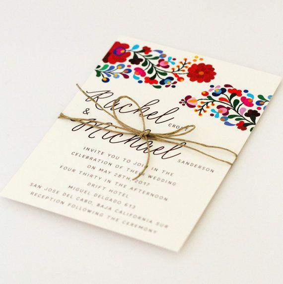 las invitaciones para tu boda