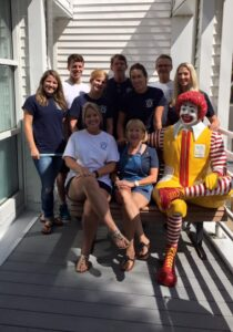 Ronald McDonald House Project