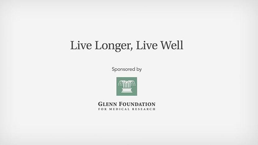 """Live Longer, Live Well"""