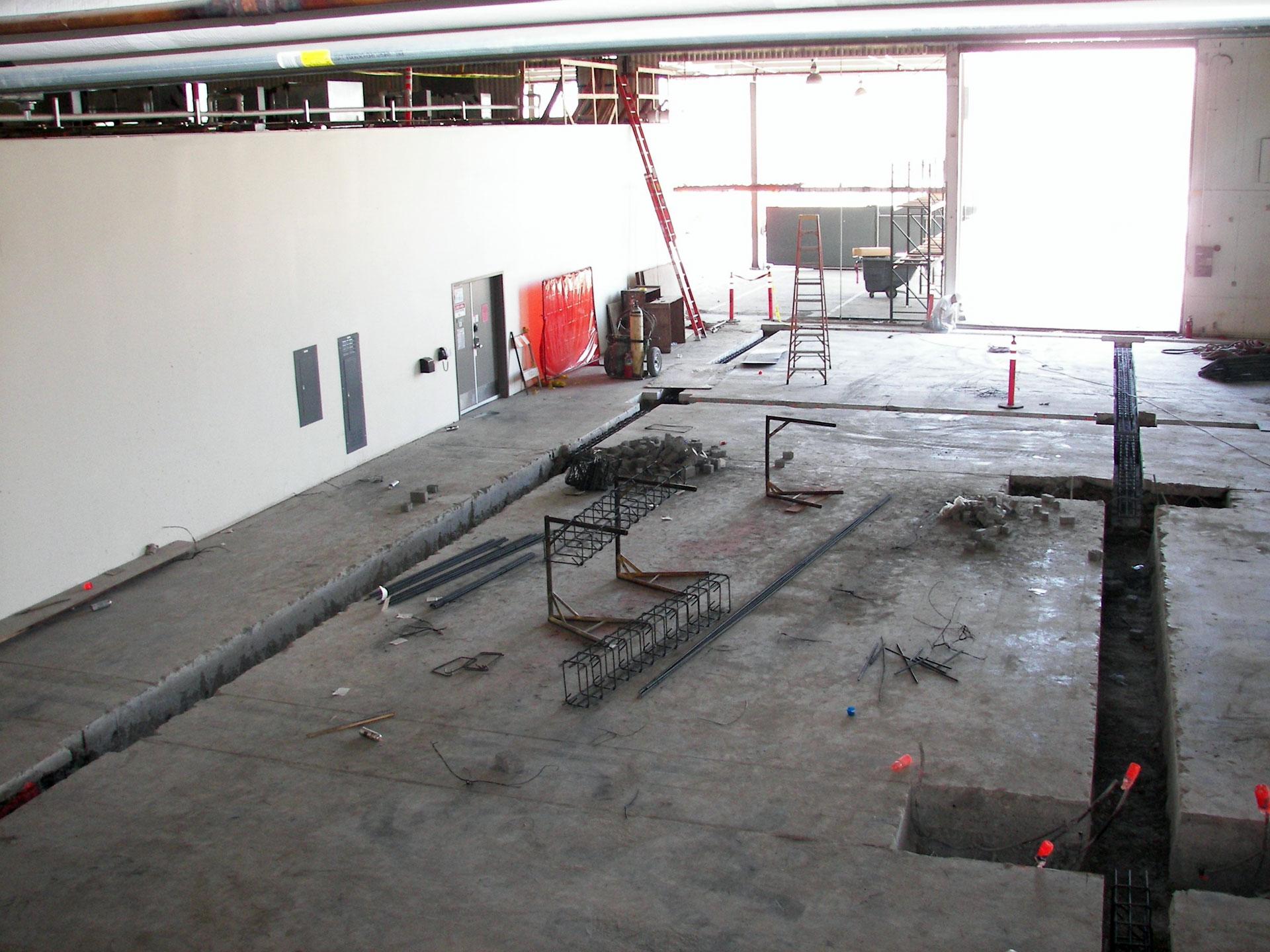 Boeing Lab Renovation 02