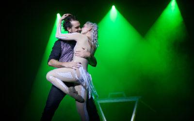 David DaVinci Thrillusionist Review – By Rodney Lacroix