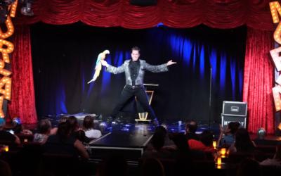 David DaVinci, Local Celebrity Guest Stars in Las Vegas – By Jillian Collet