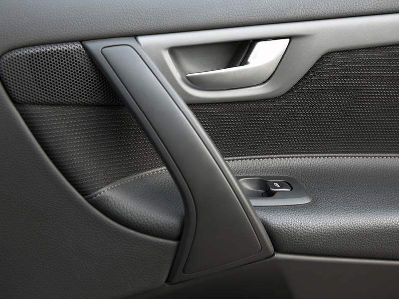 plastic interior car parts