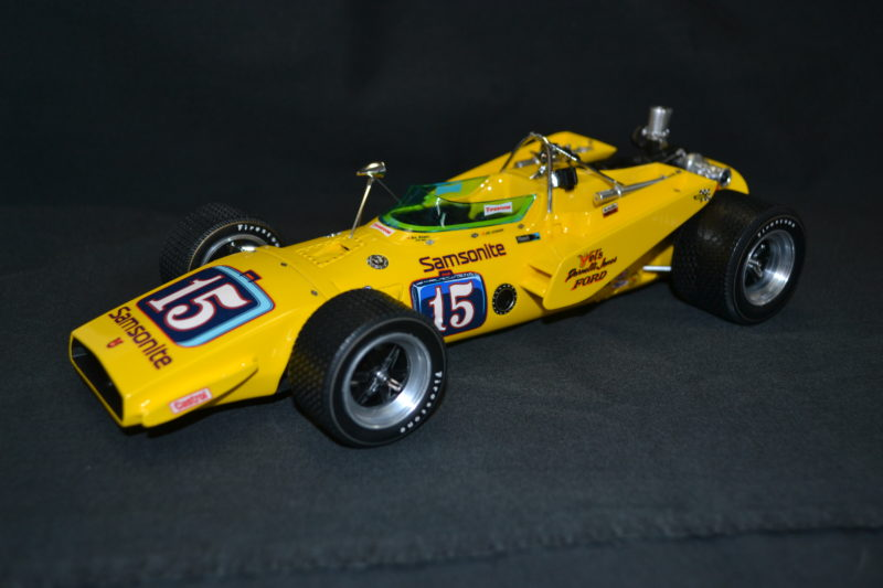 Replicarz Joe Leonard 1/18 USAC Champion Indy Car
