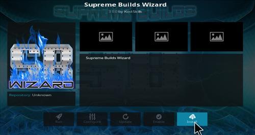 How to Install Titanium Build Kodi 17.1 Krypton step 18