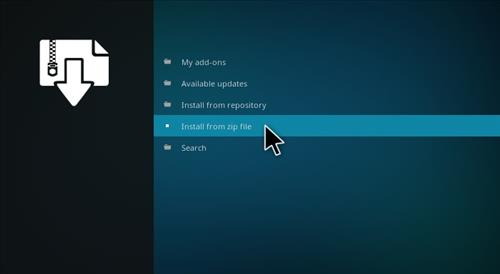 How to Install dk-xbmc-repaddon Add-on Repository step 10