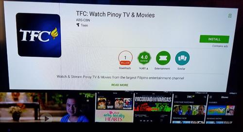 Top Best Filipino Channels APK from Android Devices pic 2
