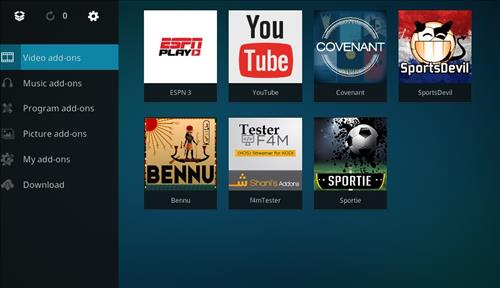 How to Install Kodi 17.5 on FireStick and Fire TV step 25