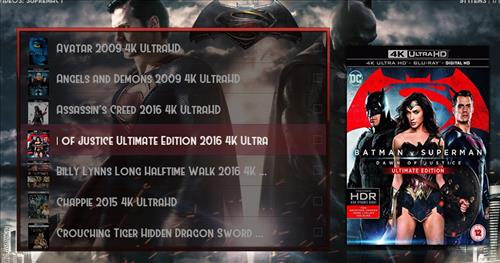 best 4k build Eden red kodi build pic 2