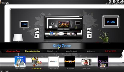 best Kodi build Nova pic 2