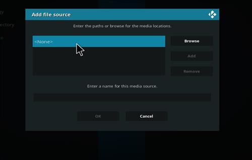 How to Wipe Kodi, Remove A Build, Clear Settings Fresh Start the Kodi step 4