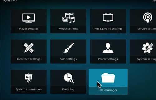 How to Install Flix Sport Kodi Add-on with Screenhots step 2