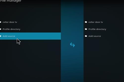 How to Install Flix Sport Kodi Add-on with Screenhots step 3