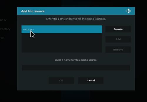 How to Install Flix Sport Kodi Add-on with Screenhots step 4