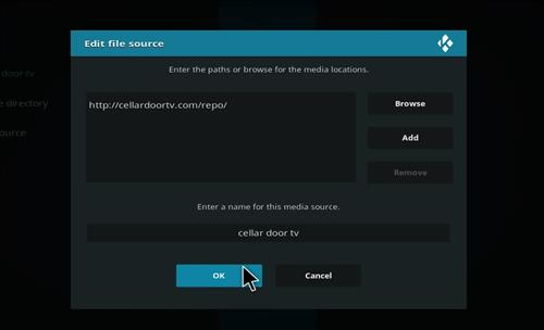 How to Install Flix Sport Kodi Add-on with Screenhots step 7
