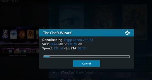 How to Install Xenon Kodi Build with Screenshot step 20