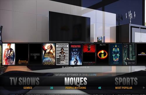 How to Install Epic Kodi Build with Screenshots pic 1