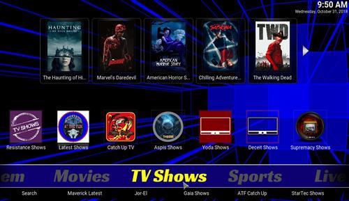 How to Install Slamious Kodi Build with Screenshots pic 2
