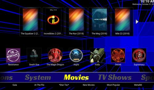 Top Best Working KODI Build List October 2018 slamious 17 pic 1