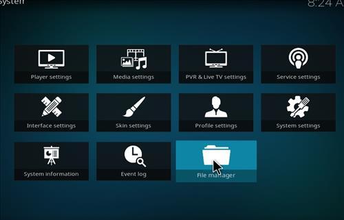 How to Install Fladnag Kodi Add-on with Screenshots step 2