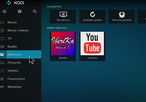 How to Install Iberika Live Kodi Add-on with Screenshots step 8