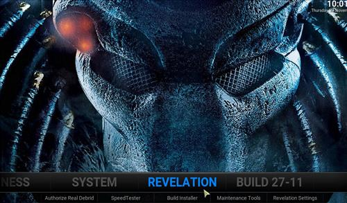 How to Install The Revelation Family Kodi Build with Screenshots step 21