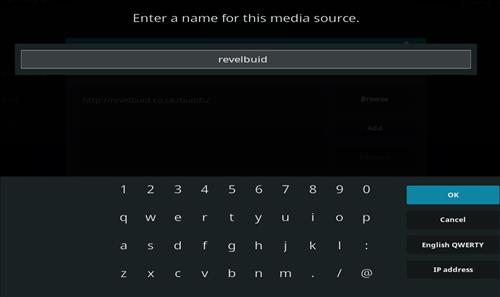 How to Install The Revelation Family Kodi Build with Screenshots step 6
