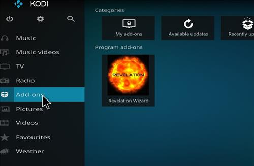 How to Install The Revelation Family Kodi Build with Screenshots step 8