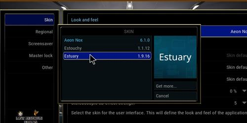 How to change the Skin back to Default Estuary the lastkingdom step 4