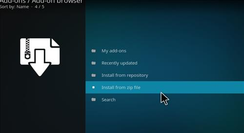 How to Install Borg Kodi Add-on with Screenshots step 10