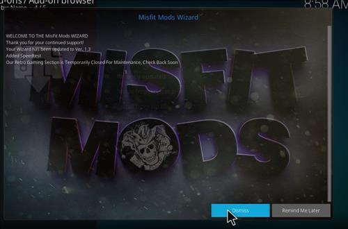 How to Install Impact Kodi Build with Screenshots step 14