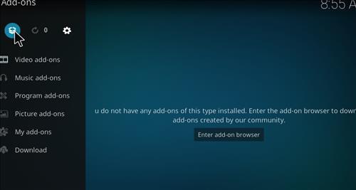 How to Install Impact Kodi Build with Screenshots step 9