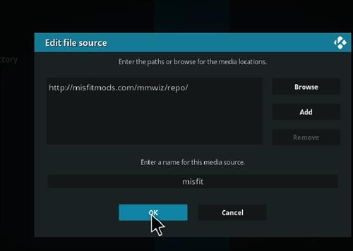 How to Install Hardnox 4.2 Kodi 18 Leia Build step 7