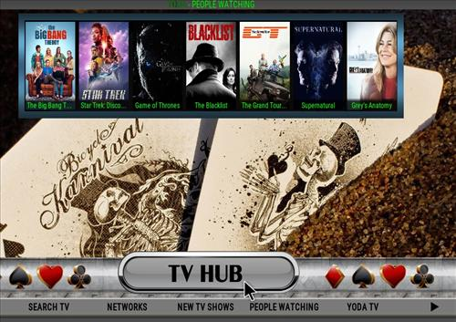 How to Install House of Cards Kodi 18 Build Leia pic 2