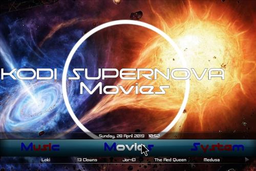 Best Working Kodi 18 Leia Builds supernova