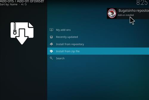 How to Install Release BB Kodi 18 Leia Add-on step 13