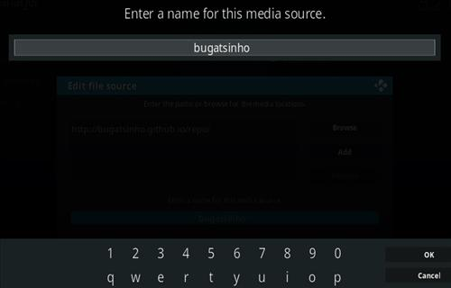 How to Install Release BB Kodi 18 Leia Add-on step 6